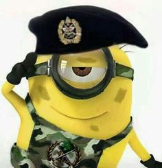 Army minion
