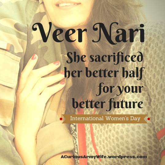 Veer Nari The woman who sacrificed her better half for your better future(1)