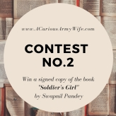 Contest No.2 Soldier's Girl